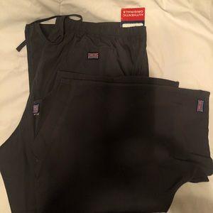Cherokee uniform -$15 set pants 3x Shirt 2x